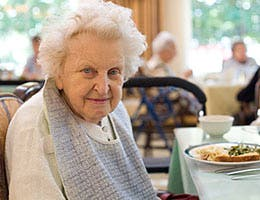 Tip No. 9: Consider long-term care insurance © Pell Studio/Shutterstock.com