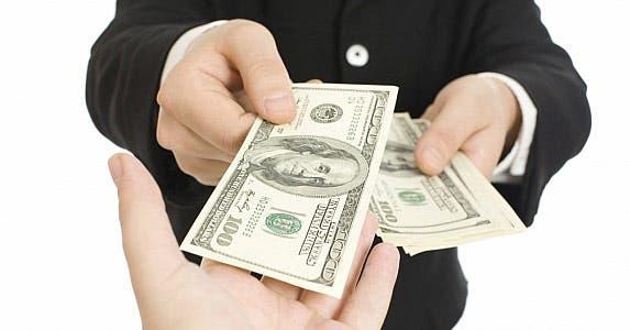 I'm everyone's favorite lender © Ydefinitel/Shutterstock.com