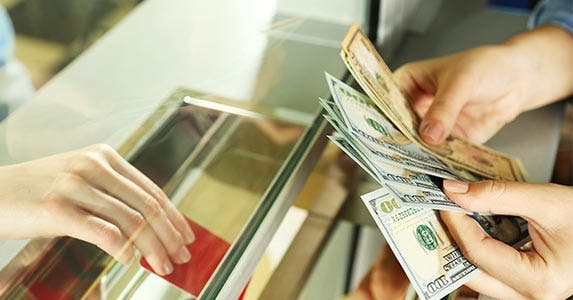 Do I really want to leave my bank? © Africa Studio/Shutterstock.com
