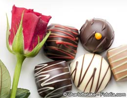 Chocolates? Flowers?