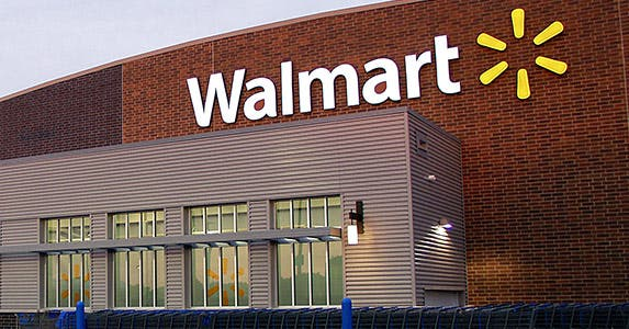 Bank at your local Wal-Mart | Photo by Walmart Stores