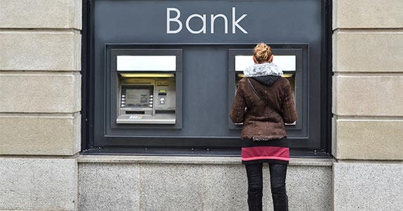 Do I use overdraft protection or out-of-network ATMs? © Capricorn Studio/Shutterstock.com