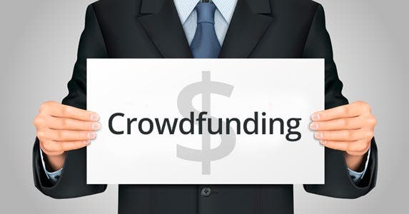 Is crowdfunding right for you? © iStock
