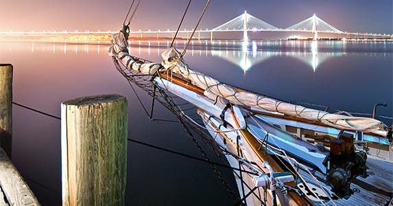 No. 9: Charleston, South Carolina | Bill Dickinson/Getty Images