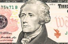 $10 bill © iStock