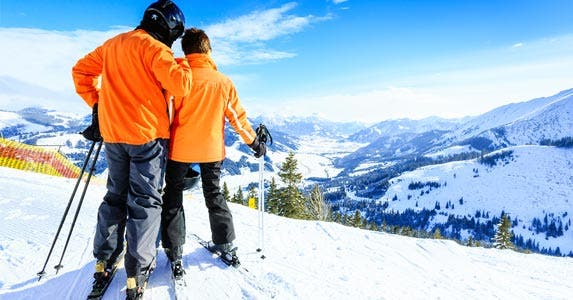 Love winter sports? These cities might suit you in retirement © iStock.com/nullplus