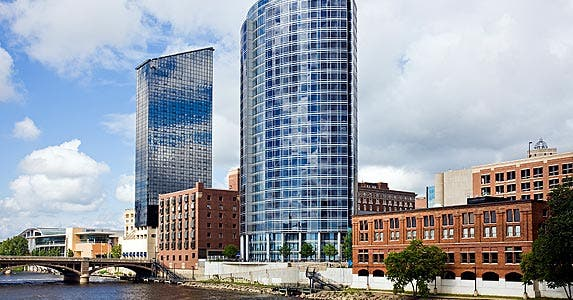 No. 10: Grand Rapids, Michigan © iStock.com/benkrut