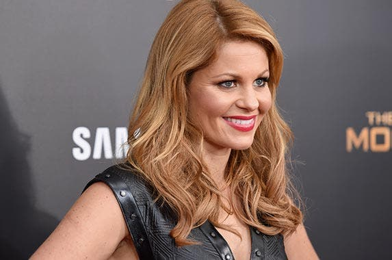 No.6 Candace Cameron Bure (D.J. Tanner) | Jamie McCarthy/Getty Imagese