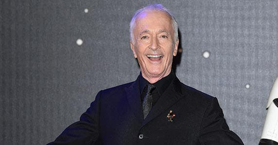 Anthony Daniels (as C-3P0) | Karwai Tang/Getty Images