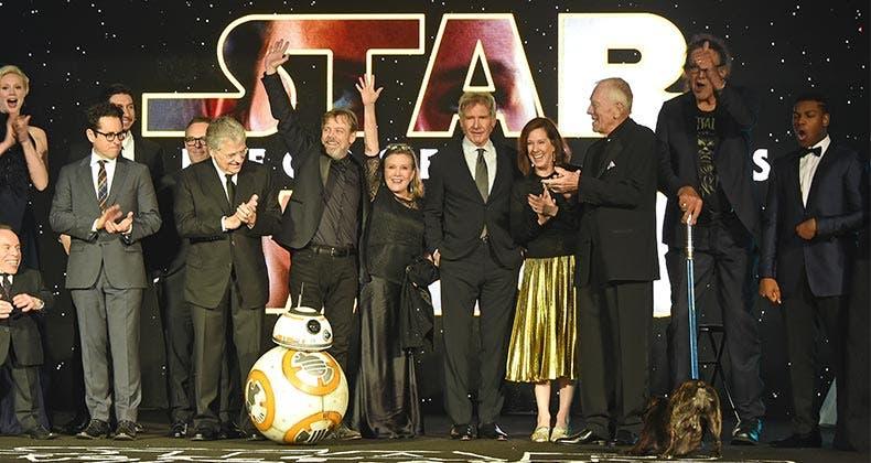Net Worth Of 8 Original Star Wars Actors