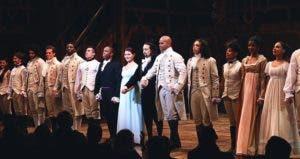 Broadway musical 'Hamilton'   Neilson Barnard/Getty Images