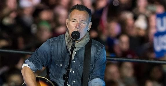 Bruce Springsteen | Gilbert Carrasquillo/Getty Images
