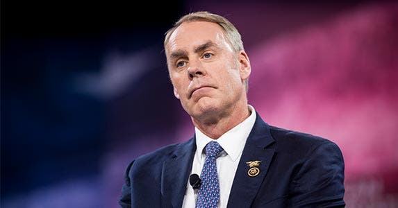 Secretary of the Interior | Bill Clark/Getty Images