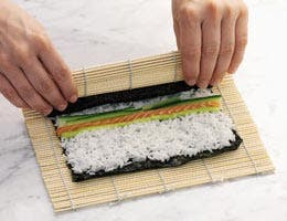 Make-your-own-sushi bar