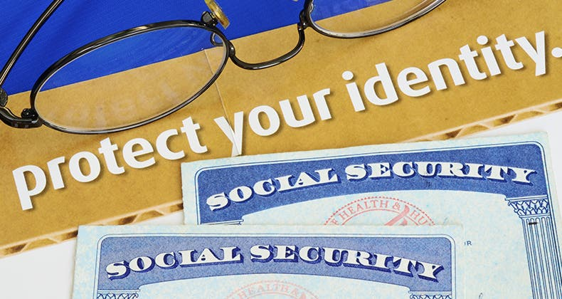 how to protect dead relatives from id theft