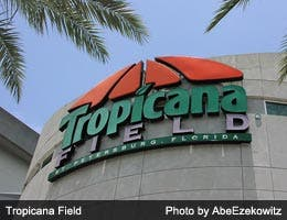Tampa Bay Rays, Tropicana Field