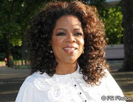 Oprah Winfrey: Fire prevention pays off