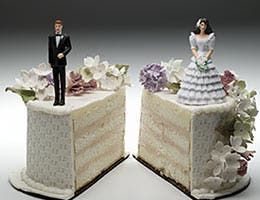 Separate accounts in divorce © Ammentorp Mincemeat/Shutterstock.com