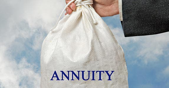 Insurance and annuities © arka38/Shutterstock.com