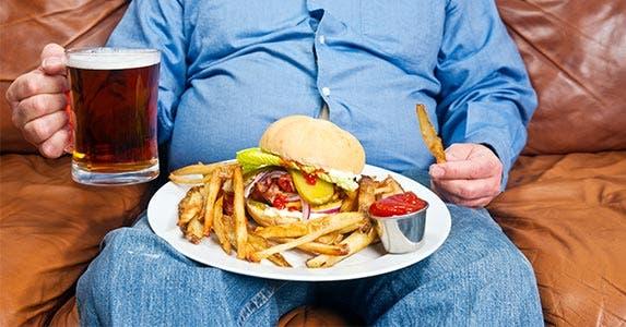 Gluttony | Fertnig/Getty Images