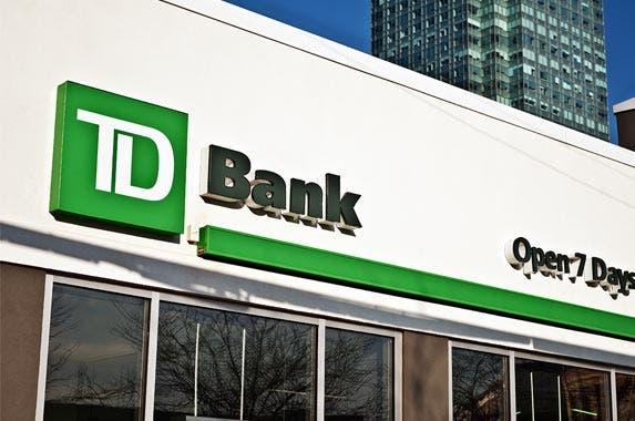 TD Bank © iStock