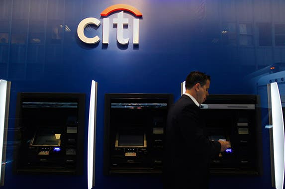 Citigroup Inc. © CARLO ALLEGRI/Reuters/Corbis