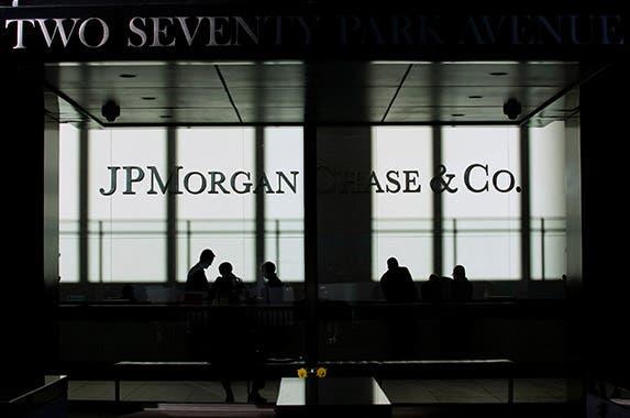 JPMorgan Chase & Co. © EDUARDO MUNOZ/Reuters/Corbis