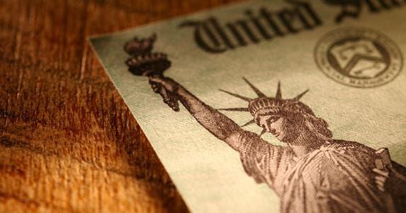 Tax return © iStock