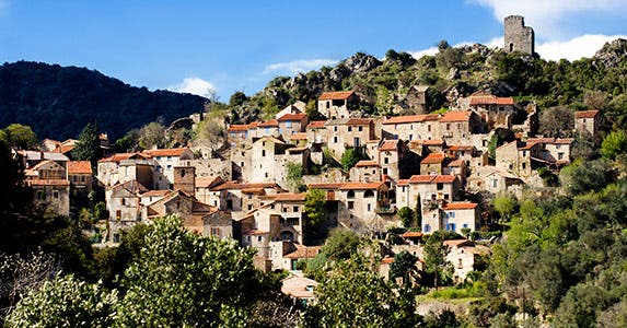 For affordability, think small towns and villages © iStock