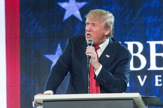 Donald Trump | NICHOLAS KAMM/AFP/Getty Images