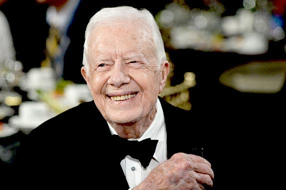 Jimmy Carter | Michael Kovac/WireImage/Getty Images