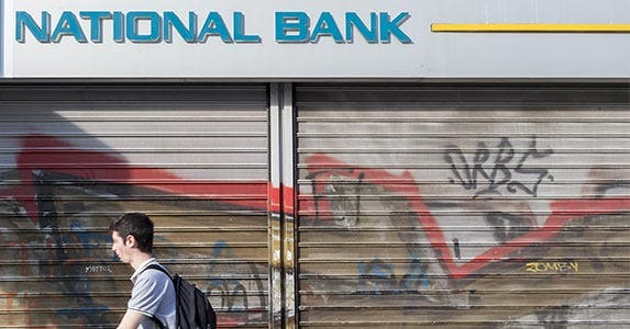 The amazing disappearing bank branches © Ververidis Vasilis/Shutterstock.com