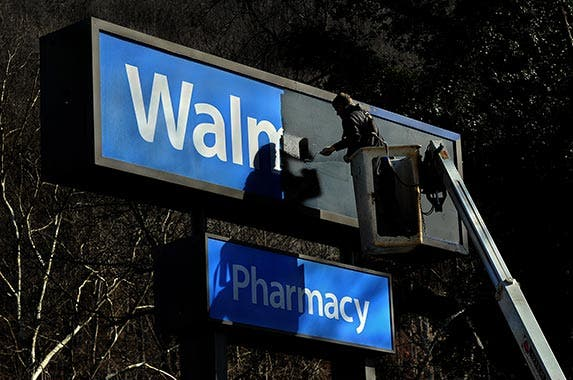 Wal-mart | The WashingtonPost/Getty Images