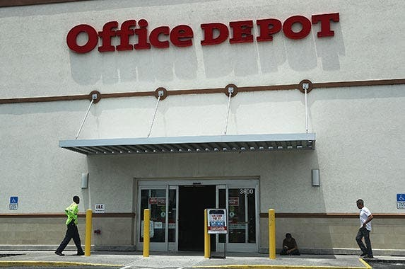 Office Depot | Scott Olson/GettyImages News