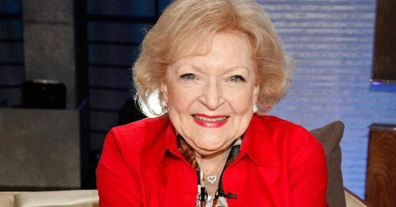 Betty White | Kelsey McNeal/Getty Images