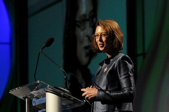 Abigail Johnson | Boston Globe/Getty Images