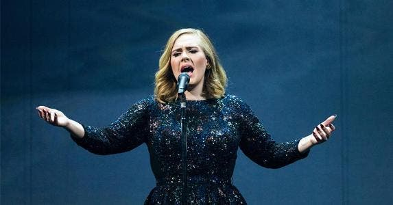 Adele | Luca Teuchmann/Getty Images