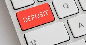 can you deposit a cashiers check into atm