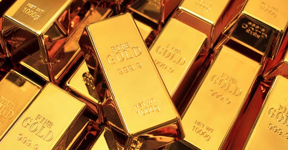 Gold is the best investment © Pics-xl/Shutterstock.com