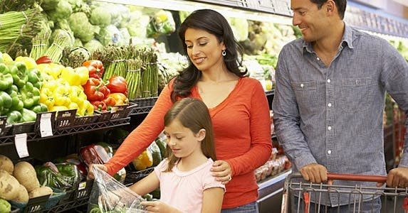 Get them involved in family shopping © Monkey Business Images/Shutterstock.com