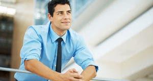 Young man smiling © Yuri Arcurs/Shutterstock.com
