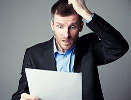 No. 2: Avoid trading on emotions © baranq/Shutterstock.com
