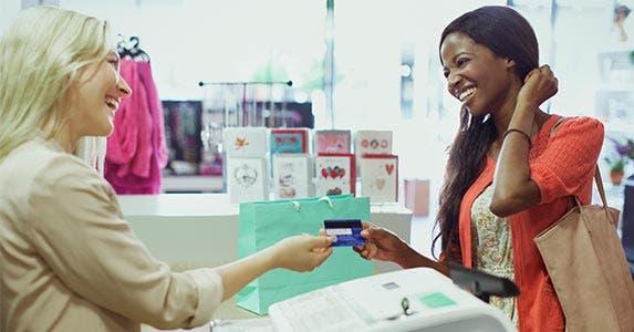 Credit card rewards add up to real cash | Dan Dalton/Getty Images