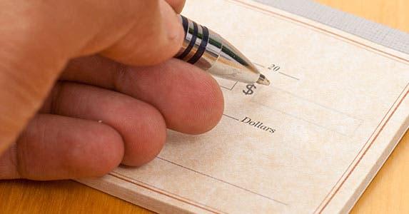 The staying power of checks © jcjgphotography/Shutterstock.com