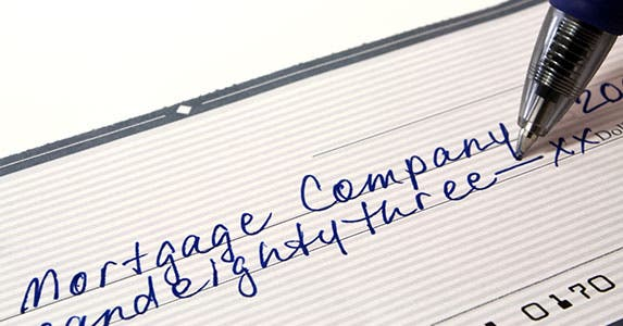 Checks create a paper trail © AR Images/Shutterstock.com