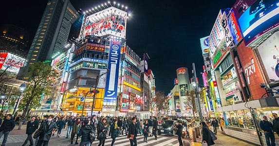 Japan © iStock