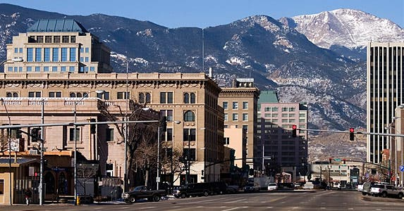 No. 10: Colorado Springs, Colorado | iStock.com