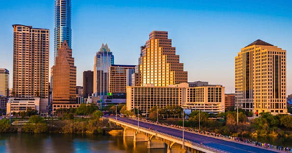 No. 9: Austin, Texas | iStock.com