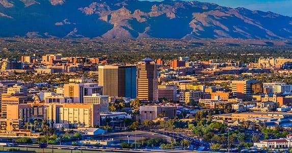 No. 3: Tucson, Arizona | iStock.com
