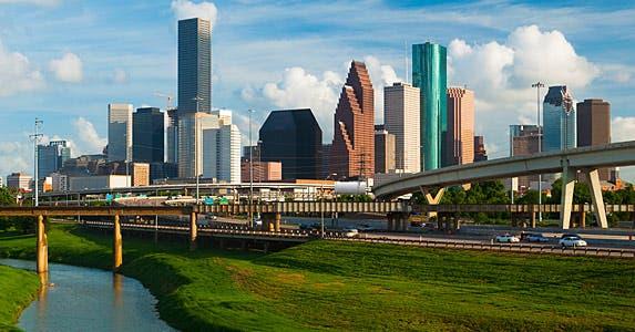 No. 1: Houston | iStock.com